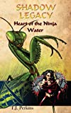 Heart of the Ninja - Water, T J Perkins, 1609750691