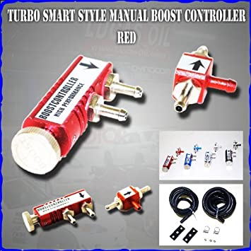 EMUSA New Style Universal Adjustable Turbo Manual Boost Controller 1-30psi