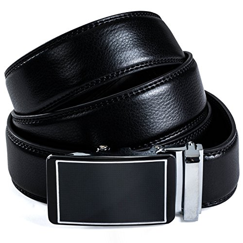 Automatic Leather Belt For Men With Gift Box By Pointed Designs (Style (Belt Gift Box)