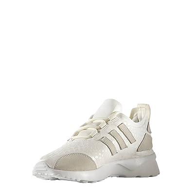 hot sale online 57e80 278e4 adidas Zx Flux Adi Verve Damen Sneaker Weiß