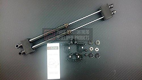 P2M Nissan R35 GTR Carbon Hood Damper (Damper Carbon)