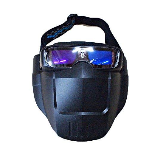 Servore Auto Shade Darkening Welding Goggle Arc-513 + Arc513 Shield World