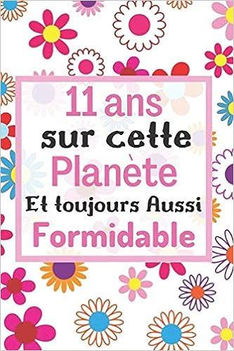 Idée Cadeau Amazon 11 ans sur cette planète: carintime pour filles de 11 ans