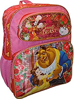 Disney Beauty And The Beast Deluxe 3D Embossed 14