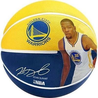 Spalding NBA Player Kevin Durant 83-541Z Balón de Baloncesto ...