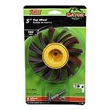 ALI INDUSTRIES 7000 Fine Sanding Wheel, 5-Inch x 1-Inch