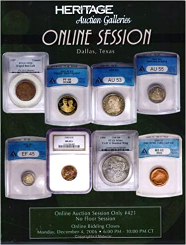 Heritage Online Session Only 421