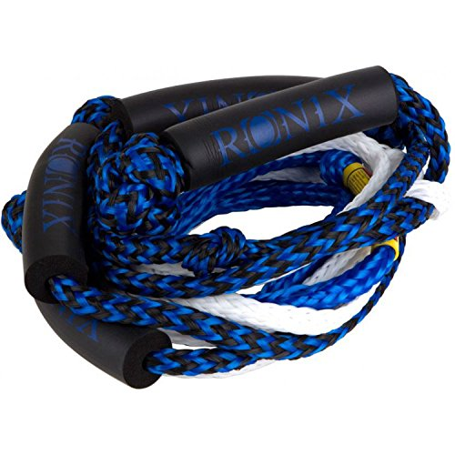 Ronix Wakesurf Rope No Handle 25 ft Assorted Colors - New