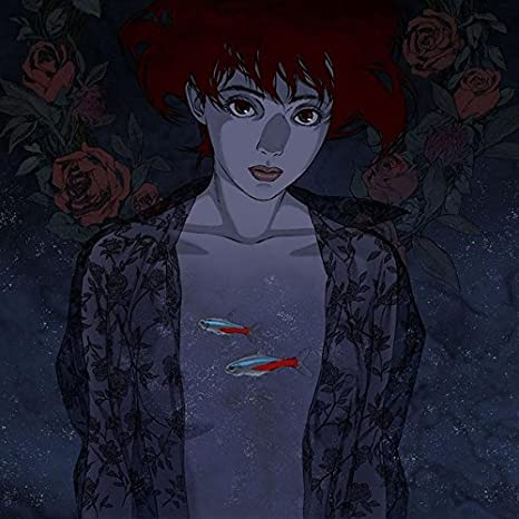 Amazon Com Prague Perfect Blue Movie Poster 24x36 Inches 1997 Posters Prints
