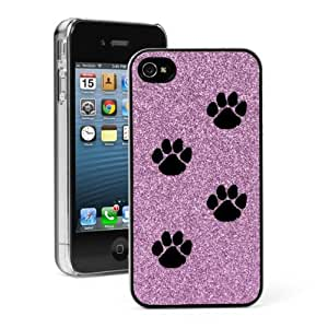 amazon phone cases for iphone 4 purple apple iphone 4 4s 4g glitter bling 18284