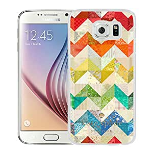 Luxurious And Popular Custom Designed Kate Spade Cover Case For Samsung Galaxy S6 White Phone Case 89