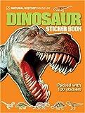 Dinosaur Sticker Book (Natural History Museum)