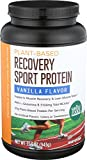 Whole Foods Market, Plant-Based Recovery Sport Protein - Vanilla Flavor, 33.3 oz