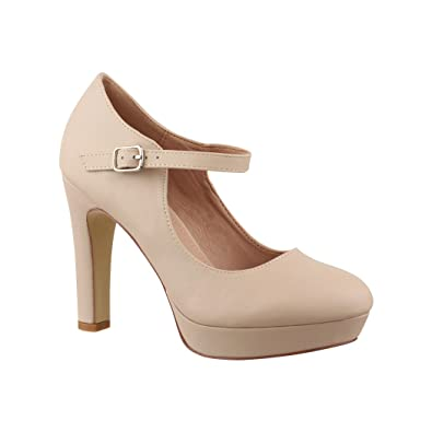 Bequeme Damen High Heels LGoMQp
