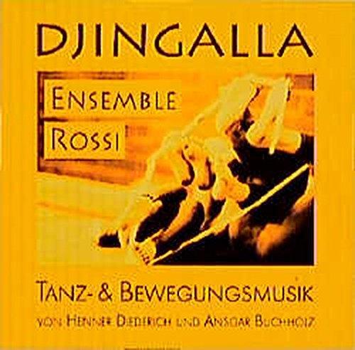 Djingalla. CD: Tanz- und Bewegungsmusik