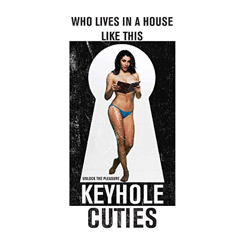 Naked Keyhole Cuties Who Lives In A House Like This Women's Vest White
