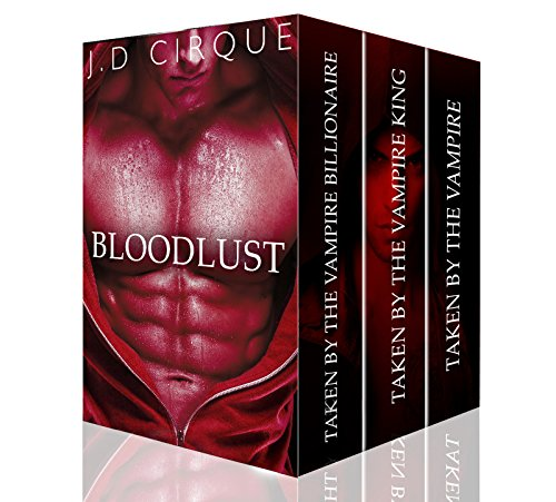 Bloodlust Dark Vampire Submission Box ebook product image