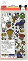 EK Success Disney Classic Sticker-Mickey Mouse Clubhouse