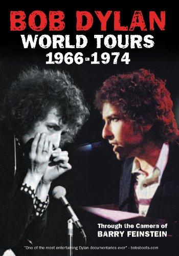 DVD : Bob Dylan - Bob Dylan: World Tours 1966-1974 (DVD)