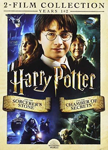 Harry Potter: Sorcerer's Stone/Chamber of Secrets (2pack/DVD) (DVD) (Harry Potter Movies Complete Set)