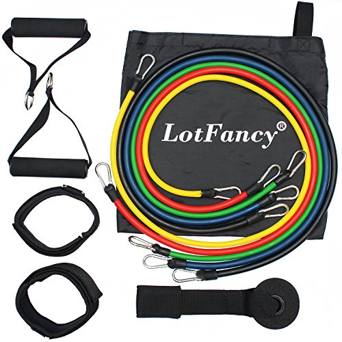 LotFancy Resistance Exercise Anchors Crossfit