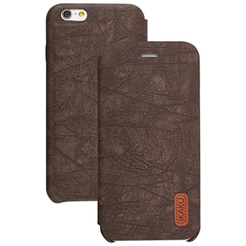 Brand New Apple iphone 6s Case cover, Apple iPhone 6s Brown Designer Style Wallet Case Cover
