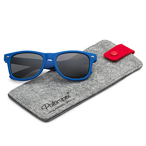 Polarspex Kids Children Boys and Girls Super Comfortable Polarized Sunglasses by PolarSpex
