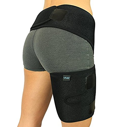 Groin Wrap Vive Compression Hamstring product image