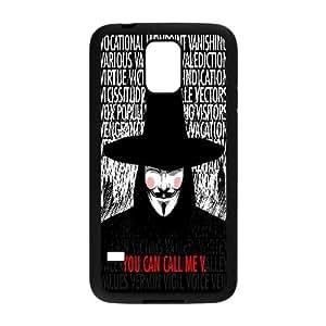 Best Quality [SteveBrady PHONE CASE] V for Vendetta For Samsung Galaxy S5 CASE-5