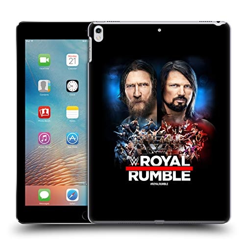 Official WWE Daniel Bryan and AJ Styles 2019 Royal Rumble Hard Back Case Compatible for iPad Pro 10.5 (2017) (Daniel Bryan Case)