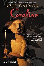 Coraline por Neil Gaiman