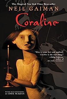 Coraline by [Gaiman, Neil]