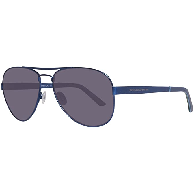 United Colors of Benetton BE880S03 Gafas de sol, Blue, 58 ...