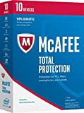 McAfee Total Protection 2017, 10 Device