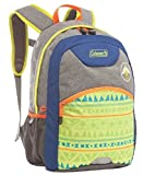 Coleman 2000030353 Backpack Youth Adventure Gadget Hiking Daypacks, Green