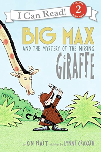 Big Max and the Mystery of the Missing Giraffe (I Can Read Level 2) ()