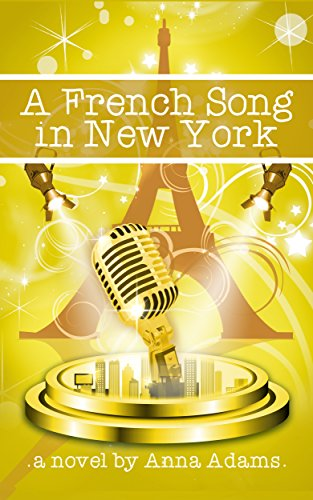 book cover of A French Song in New York