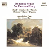 Romantic Music for Flute and Harp
