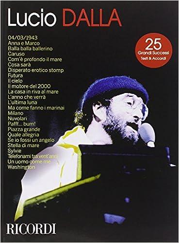 preview of exclusive deals buy Lucio Dalla: L. Dalla: 9780215108845: Amazon.com: Books