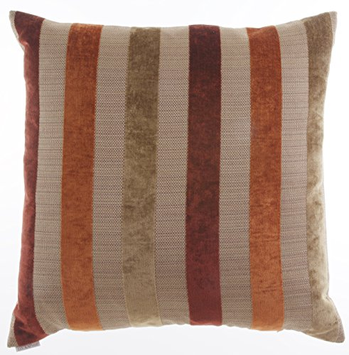 Canaan Company Balustrade Decorative Throw Pillow, Rustic (Canaan Company Pillow compare prices)