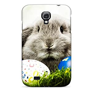 Cute Bunny And Easter Eggs Case Compatible With Galaxy S4/ Hot Protection Case