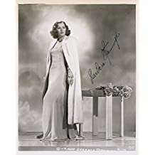 Barbara Stanwyck Autograph Signed Photo Psa/dna PSA
