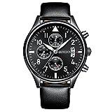 KASHIDUN Men's Watches Calendar Date Chronograph Waterproof Luminous Military Watch For Men.KL-888