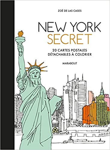 Télécharger en ligne Cartes postales New-York secret pdf ebook