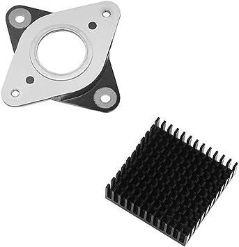 NEMA17 amortiguador de vibraciones con motor paso a paso de 53,8 x ...