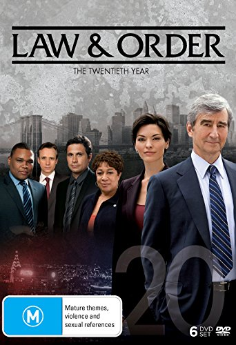 (Law and Order: Season 20 | 6 Discs | NON-USA Format | PAL | Region 4 Import - Australia)