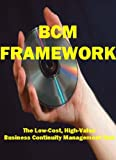 Business Continuity Management Framework CD-ROM, Hiles, Andrew, 1931332436