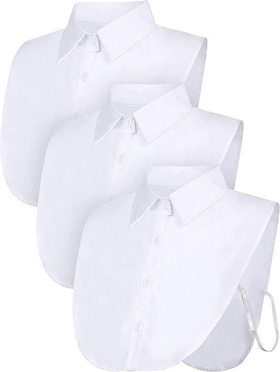 removable collar stand-up collar blouse collar ruffle collar Mock shirt bibcollar