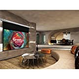 Grand Screen 4K/3D/UHD Deluxe Tab-tensioned