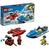 LEGO City Wild River Escape 60176 Building Kit (126 Piece)